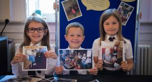 Social enterprise schools Scotland Crosshouse Primary