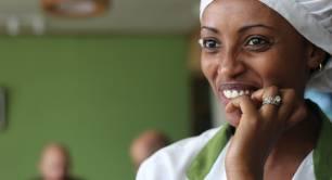 Temsalet Kitchen Ethiopian social enterprise Tensaya