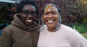Tuliza and Norma DICE South Africa BRNWASH