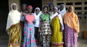 Microfinance, Ghana, Wildhearts, social enterprise