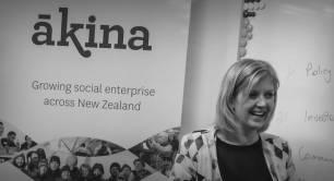 Louise Aitken, CEO, Akina