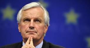 Michel Barnier European Commissioner for Internal Market and Services