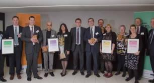 SE100 award winners
