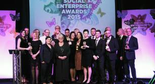 2015 Social Enterprise UK award winners