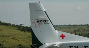 Amref plane