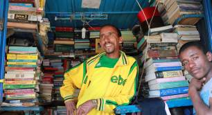 Bookseller Addis Ababa