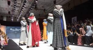 Indonesia fashion show