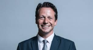 Nigel Huddleston MP civil society minister UK