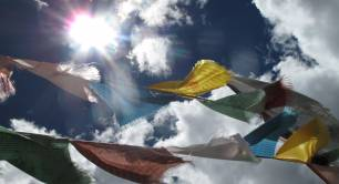 mindfulness for social entrepreneurs prayer flags