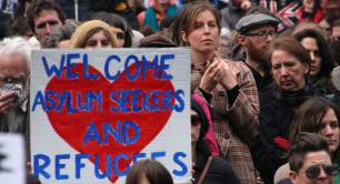 Refugees welcome_Australia_migration