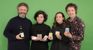 michael Sheen Caitlin Moran Chris Addison Sali Hughes Buy Social 2019