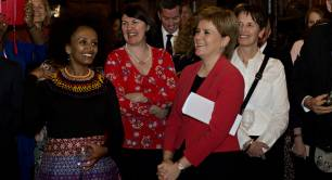 Nicola Sturgeon, Social Enterprise World Forum, Edinburgh