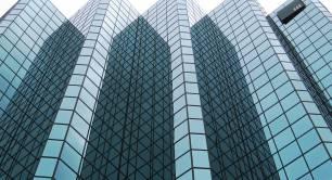 Skyscraper illusion