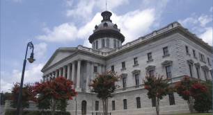 South Carolina State Capitol Columbia_USA_government_travel