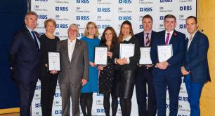 Social Investment Award winners