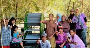 aQysta water pump - women's group