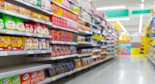 blurred-background-supermarket-aisle-with-products