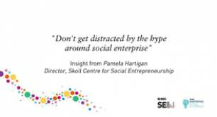 """Don't get distracted by the hype around social enterprise"""