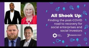 All Shook Up Webinar (16th September 2020)