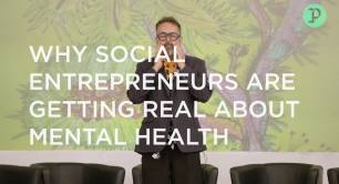 Why social entrepreneurs are getting real about mental health