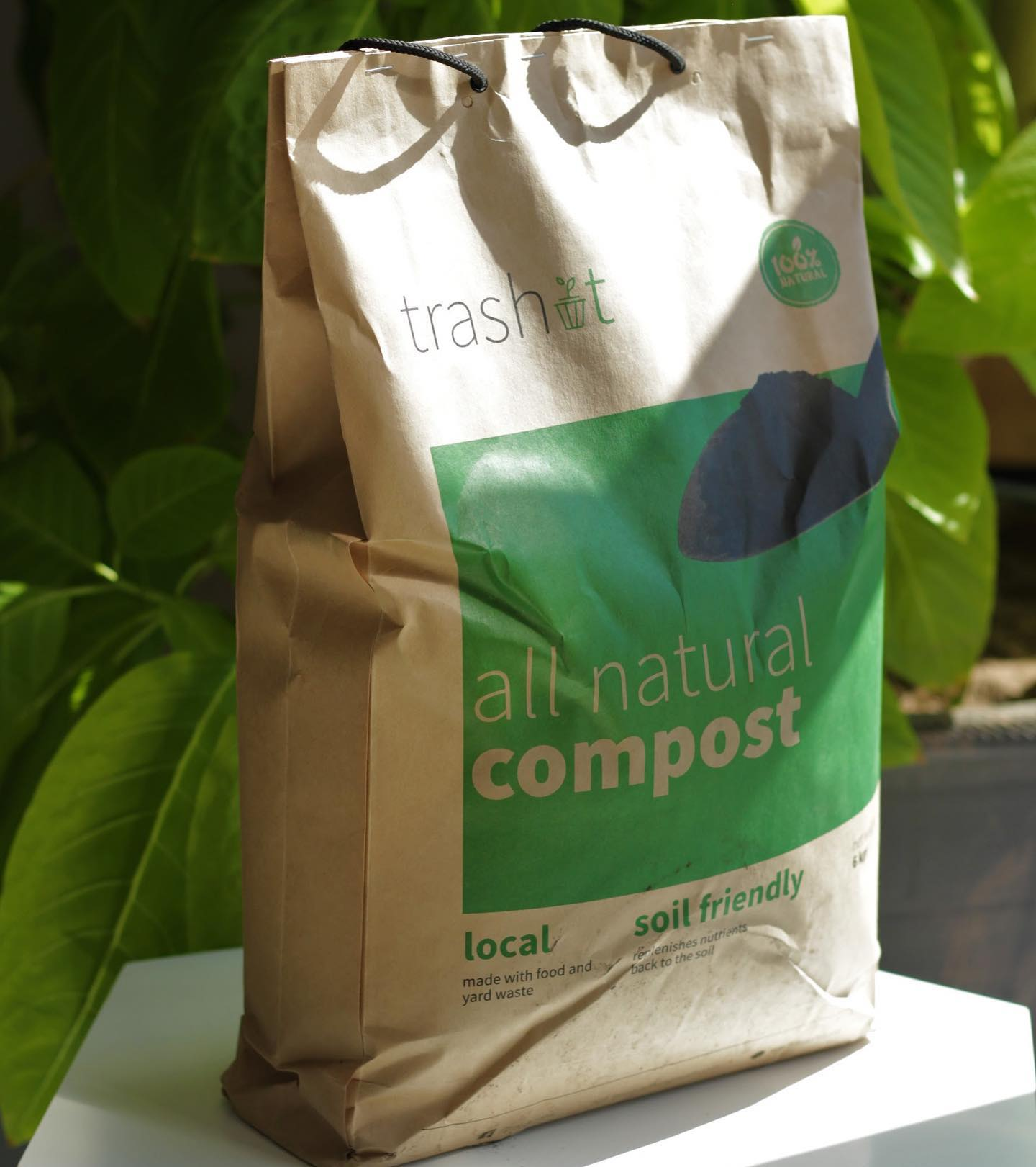 Trashit compost Pakistan