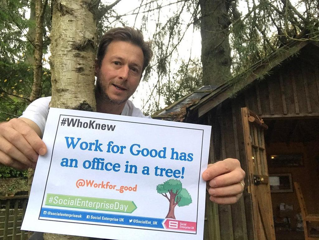 Who knew Social Enterprise Day UK